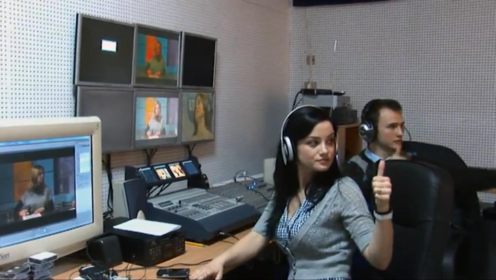 Jurnalism UBB TV Prezentare